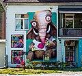 Graffiti am Dreisamufer (Freiburg im Breisgau) jm52908.jpg