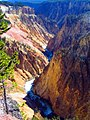 Grand Canyon of the Yellowstone NP^^ Grand Canyon de la Pierre Jaune pour sur - panoramio.jpg