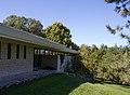 Grant Home Cedar Rapids Iowa (Frank Lloyd Wright) SE View.jpg