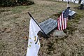 Grave of RI Governor Charles Warren Lippitt at Swan Point wide view.jpg
