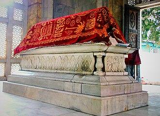 Qutb al-Din Aibak - Grave of Sultan Qutb ud-Din Aybak