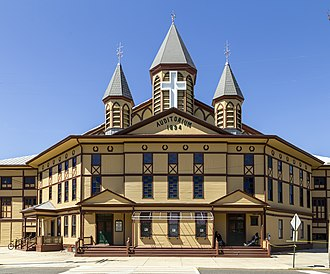 Neptune Township, New Jersey - The Great Auditorium in Ocean Grove