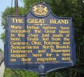 Great Island Historical Marker.JPG