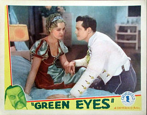 Description de l'image Green Eyes 1934.JPG.