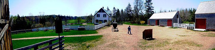 Portail le du prince douard panorama wikip dia for Anne la maison au pignon vert streaming