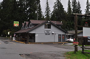 Greenwater, Washington - Greenwater General Store, 2013