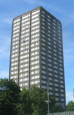 Grenfell Tower Wikipedia