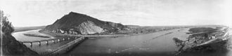 Greymouth - Greymouth in 1924
