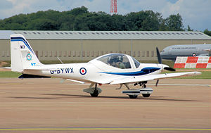 Central Flying School - Grob Tutor