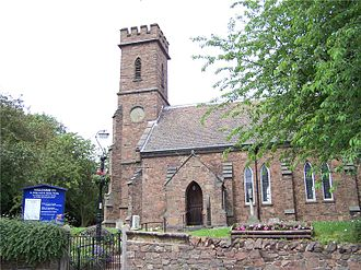 Groby - Groby parish church
