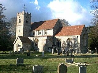 Great and Little Hampden Human settlement in England