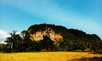 Kingdom of Kubang Pasu Darul Qiyam - Gua Kerbau, the historic training camp for the Kedahan militia during the Siamese occupation of Kedah.