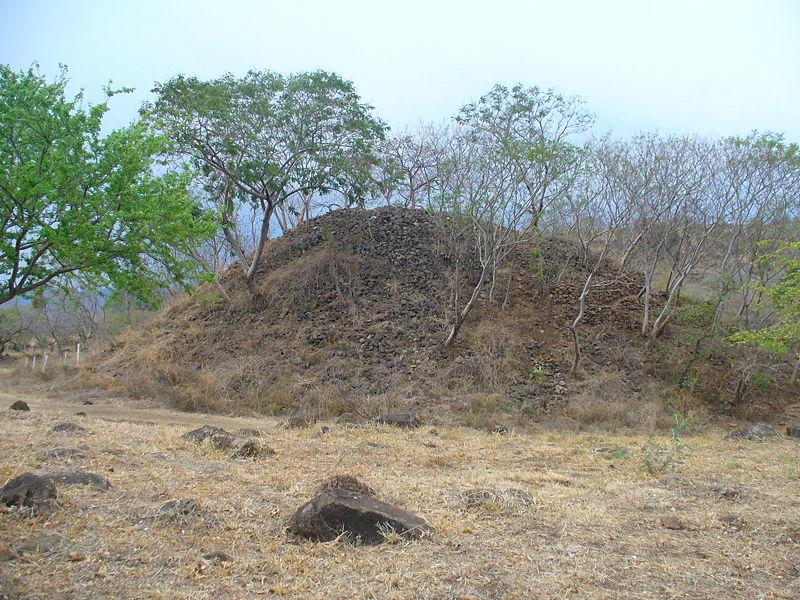 Piramides Redondas y Raras en México