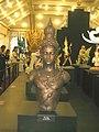 Guardian of Phra Meru Mas of Bhumibol Adulyadej - Dhatarattha (bust).jpg