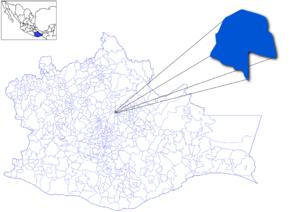 San Pablo Guelatao - Image: Guelatao