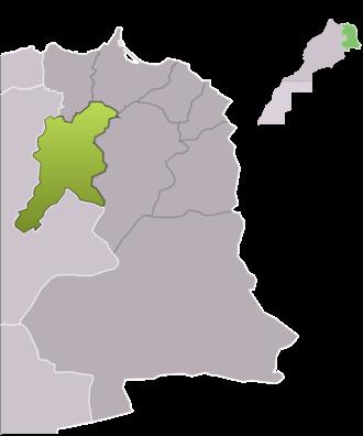 Guercif Province - Image: Guercif Province