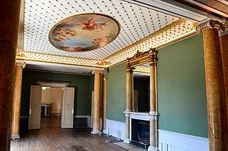 Gunnersbury Park - The Long Gallery after restoration
