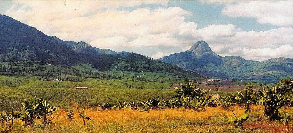 Gurue Mount Murresse