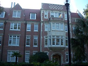University of Florida College of Liberal Arts and Sciences - Leigh Hall