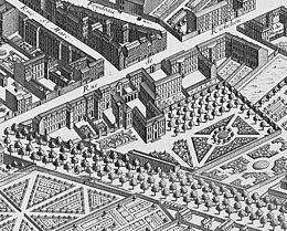 Hôtel de Choiseul (rue de Richelieu), Turgot Map – Kyoto University Library (14, 18).jpg
