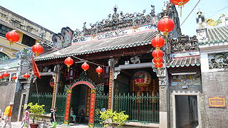 Thien Hau Temple (Ho Chi Minh City)