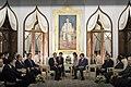 H.E. Mr. Wu Bangguo ประธานสภาประชาชนแห่งชาติจีนและคณะเ - Flickr - Abhisit Vejjajiva (2).jpg