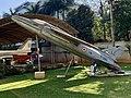 HAL Ajeet based on Folland Gnat Jet at HAL Museum, Bengaluru (Ank Kumar).jpg