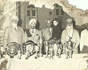 Jind State - Maharaja Sir Ranbir Singh
