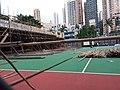 HK CWB 銅鑼灣 Causeway Bay 摩頓台 Moreton Terrace 摩頓台臨時遊樂場 Playground August 2018 SSG 02.jpg