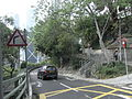 HK Mid-levels 波老道 Borrett Road near Bowen Road June-2011.jpg