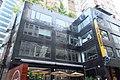 HK SW 上環新街 No 5-13 Sheung Wan New Street Universal Building sidewalk shop 共用工作空間 Naked Hub coworking restaurant April 2018 IX2 06.jpg