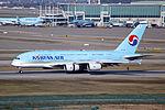 HL7614 - Korean Air Lines - Airbus A380-861 - ICN (18454563569).jpg