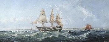 HMS Britannia by Henry J Morgan.jpg