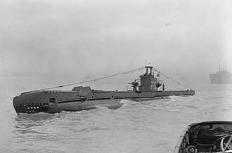 HMS Stubborn (P238) - Image: HMS Stubborn