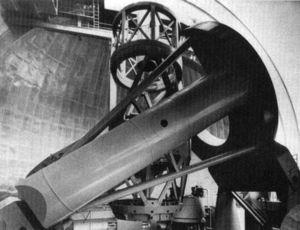 Hale Telescope - Image: Hale Telescope Mount Palomar