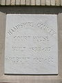 Hampshire County Courthouse Romney WV 2013 07 14 05.jpg