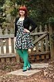 Handmade Martini Print Dress, Mint Green Tights, and Purple T-strap Heels (16844201566).jpg