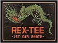 """Hans Lindenstaedt - Werbeplakat """"Rex-Tee ist der Beste"""", um 1910.jpg"""