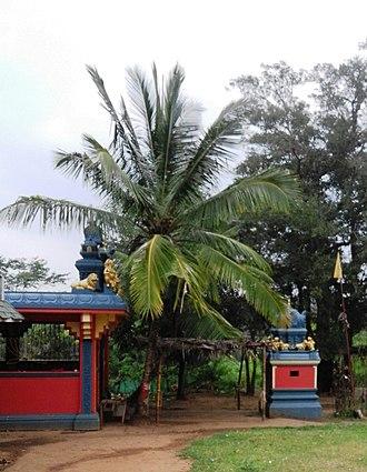 Harangi Reservoir - Image: Harangi, , Kodagu district