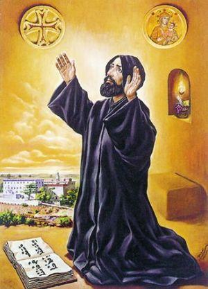 Nimatullah Kassab - Saint of the Lebanese Maronite Order