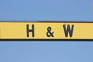 Harland and Wolff crane, Queen's Island, Titan...