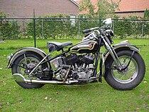 Harley Davidson Crossbones Custom Parts