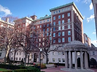 Whittaker Chambers - Hartley Hall at Columbia University, where Chambers boarded in the 1920s