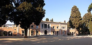 Villa Massimo - Main house of the Villa Massimo