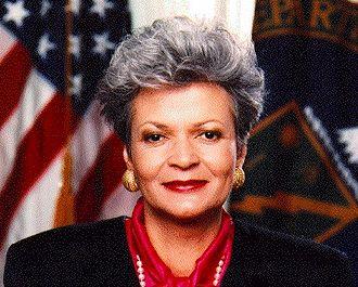 Hazel R. O'Leary - Image: Hazel O'Leary