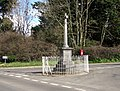 Hazelbury Bryan War Memorial - geograph.org.uk - 367025.jpg