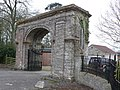 Hazelgrove Lodge Gate - geograph.org.uk - 709072.jpg
