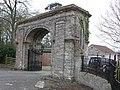 Hazelgrove Lodge Gate - geograph.org.uk - 709072.jpg