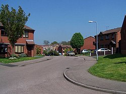 Heathbank Drive, Huntington - geograph.org.uk - 794812.jpg