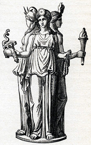 Hecate, Greek goddess of the crossroads by Stéphane Mallarmé.jpg